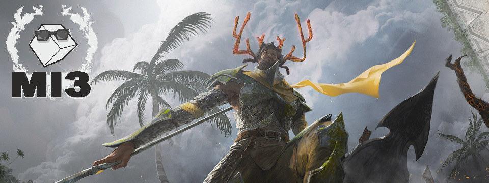MTGin3D #016 – Dragon Hunters