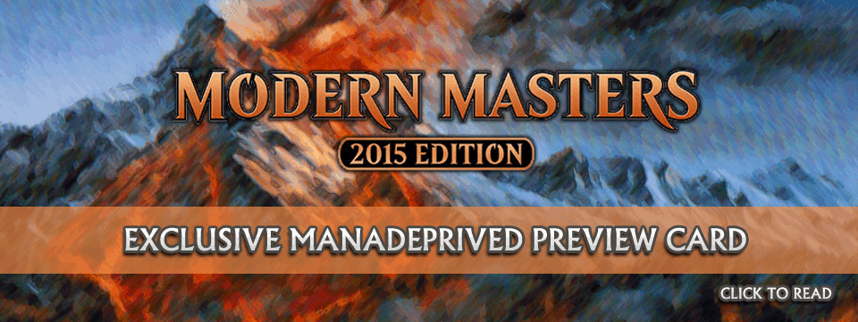 Exclusive Modern Masters 2015 Preview – Wildfire