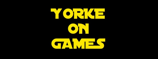 Yorke on Games #28: Strike Two: Drugs in Magic