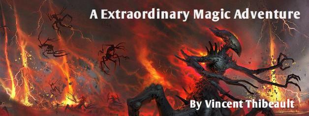 An Extraordinary Magic Adventure