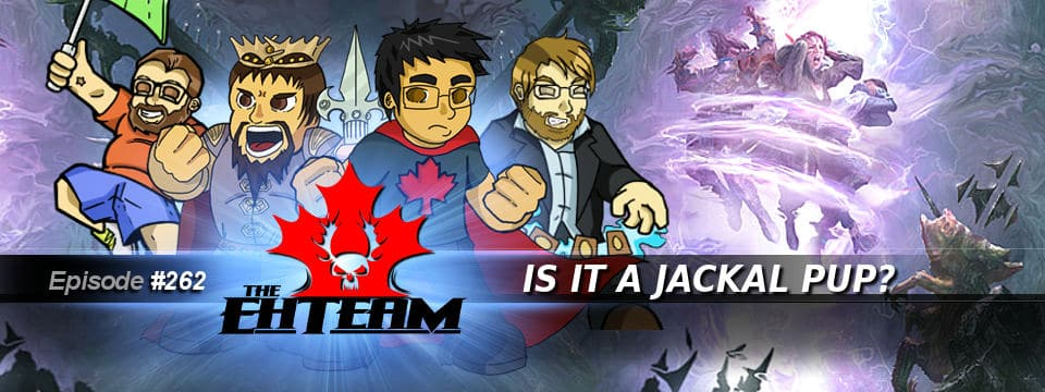 The Eh Team #262 – Is It a Jackal Pup?