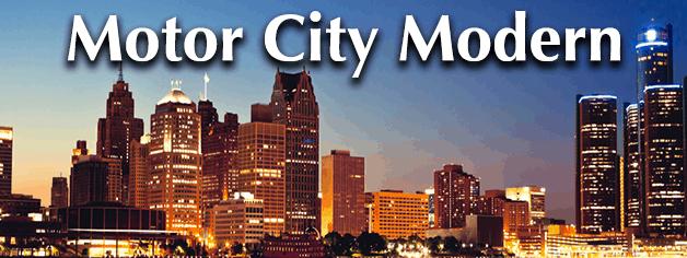 Motor City Modern