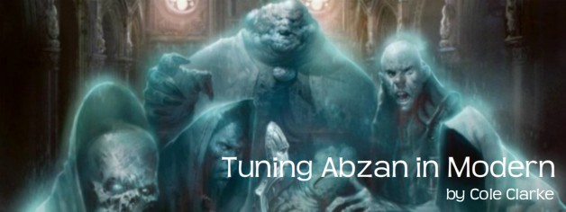 Tuning Abzan in Modern