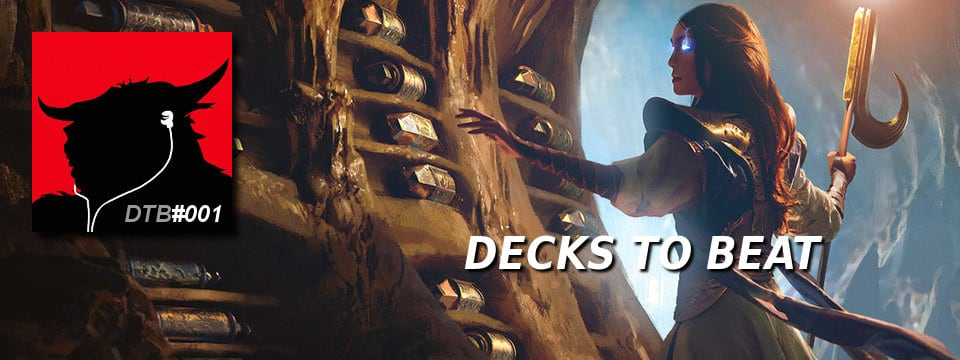Decks to Beat #001