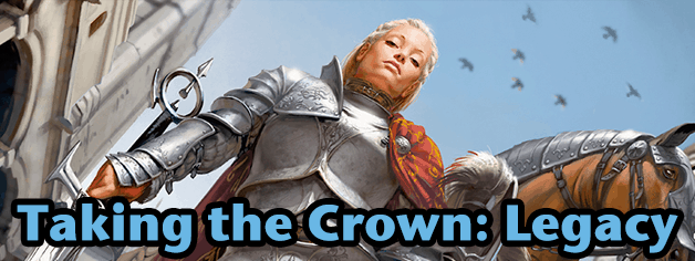 Taking the Crown: Legacy