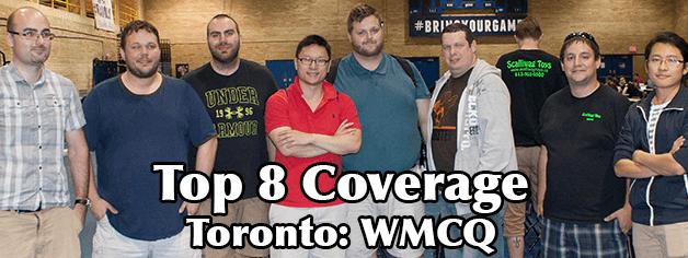 WMCQ: Top 8 Coverage