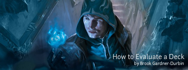 How to Evaluate a Deck