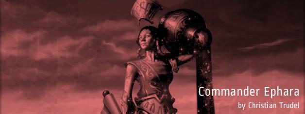 Commander Ephara