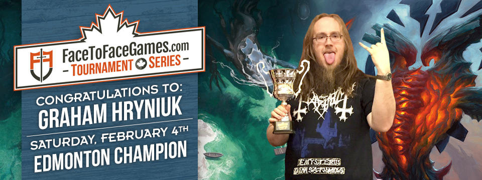 Graham Hryniuk Wins Edmonton Open with Bant Eldrazi!