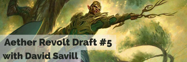 Aether Revolt Draft #5