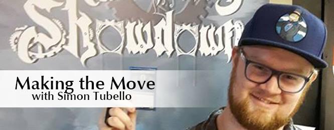 Making the Move with Simon Tubello