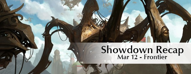 Showdown Recap: March 12 – Frontier