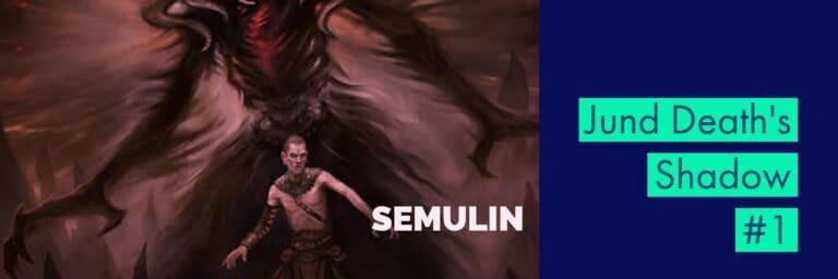 Jund Death's Shadow #1 | Semulin