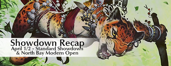 Showdown Recap: April 1-2 – North Bay Modern Open and Standard Showdown