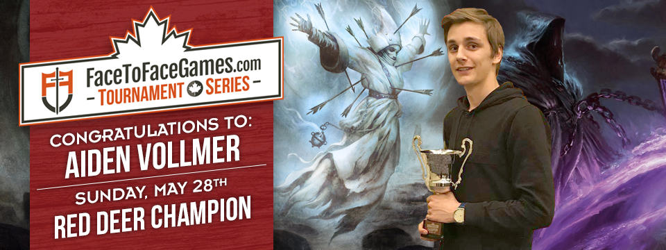 Aiden Vollmer Wins the Red Deer Modern Open!