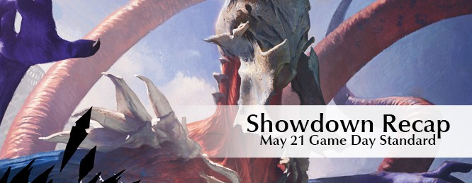 Showdown Recap: Standard