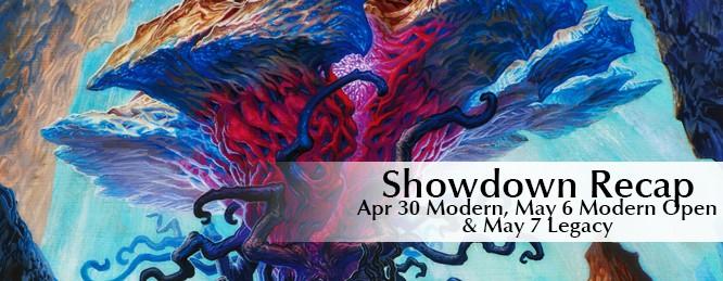 Showdown Recap – Modern and Legacy
