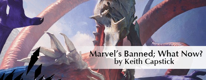 Marvel's Banned; What Now?