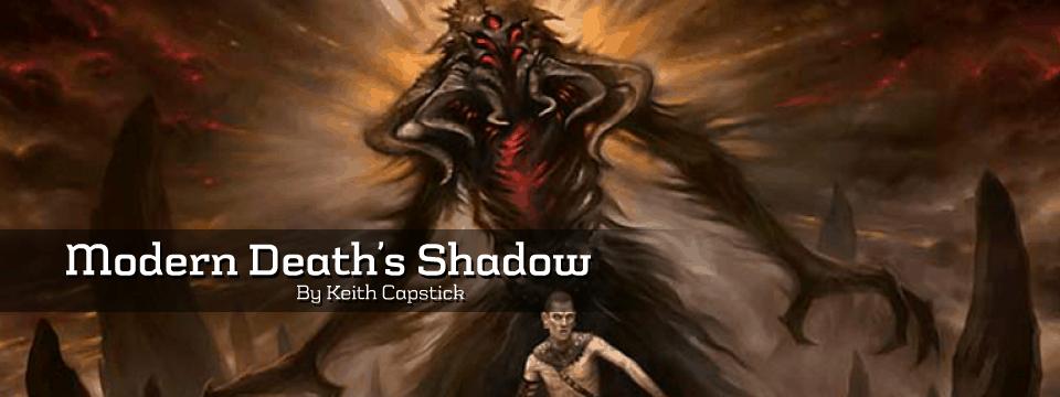 Building Death's Shadow for Modern Season