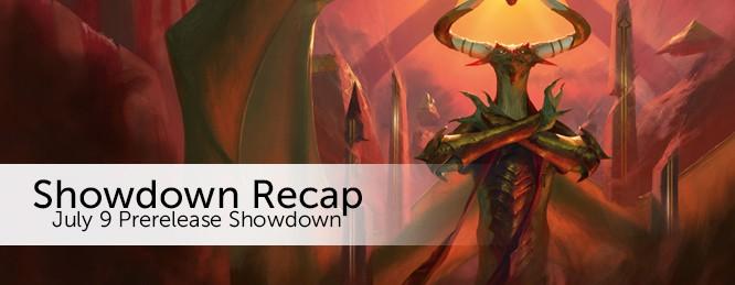 Showdown Recap: Hour of Devastation Pre-Release