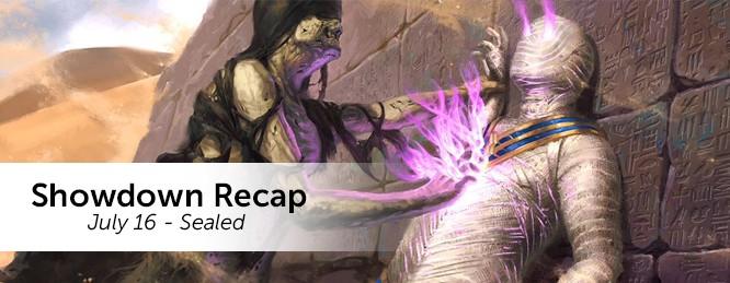 Showdown Recap: Hour of Devastation Sealed