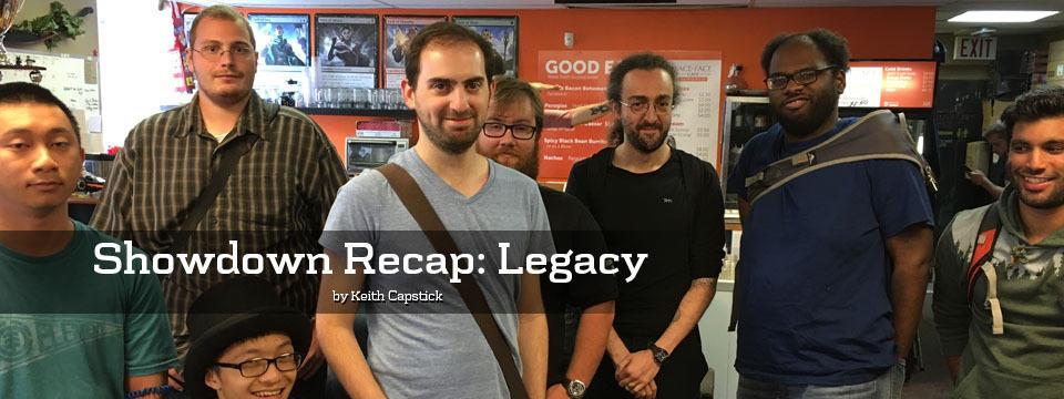 Showdown Recap: Legacy