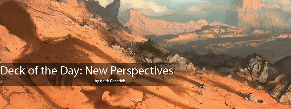 Deck of the Day: Standard New Perspectives Combo