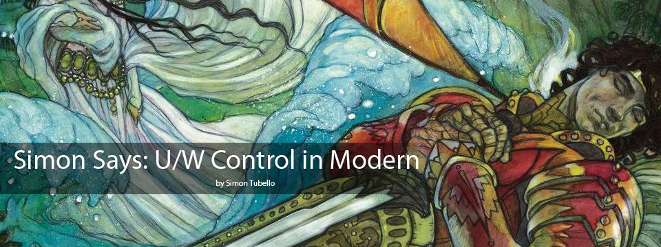 Simon Says: How to build UW Control in Modern