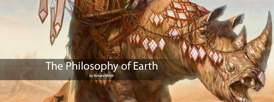 The Philosophy of Earth