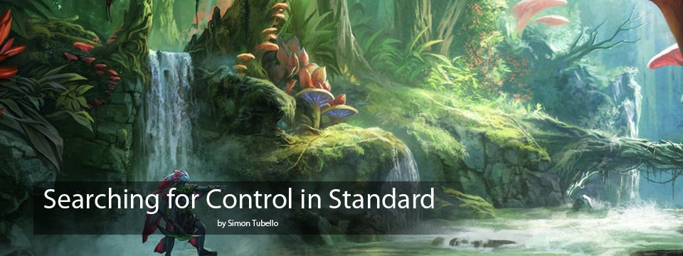 Simon Says: Searching for Control in Standard