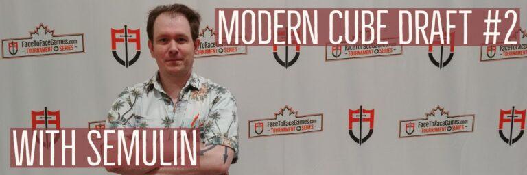 Modern Cube #2 | Semulin