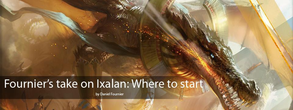 Ixalan Standard: Where to Start?