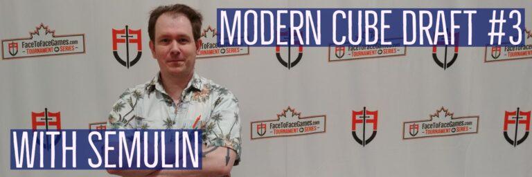 Modern Cube #3 | Semulin