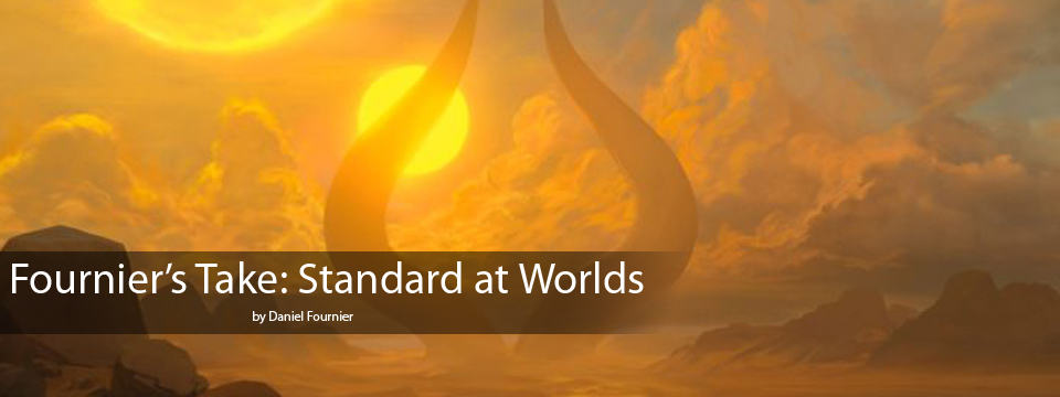 Fournier's Take: Standard at Worlds