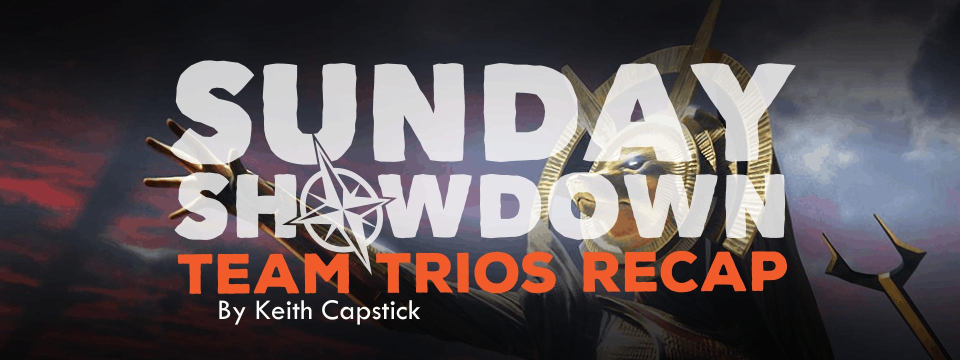 Showdown Recap: Team Trios