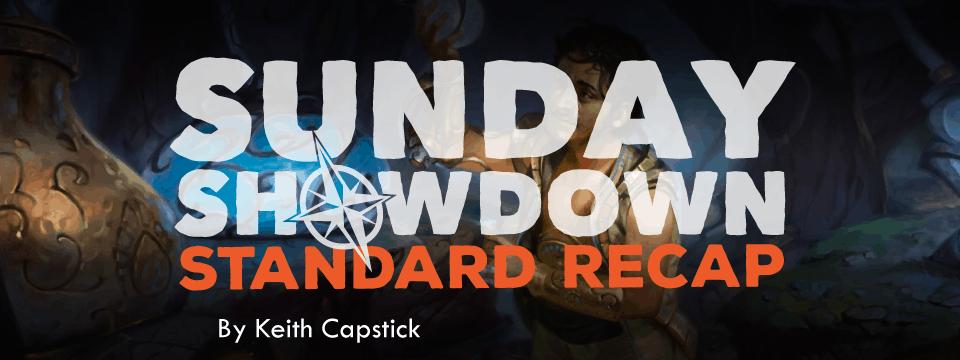 Showdown Recap: Standard