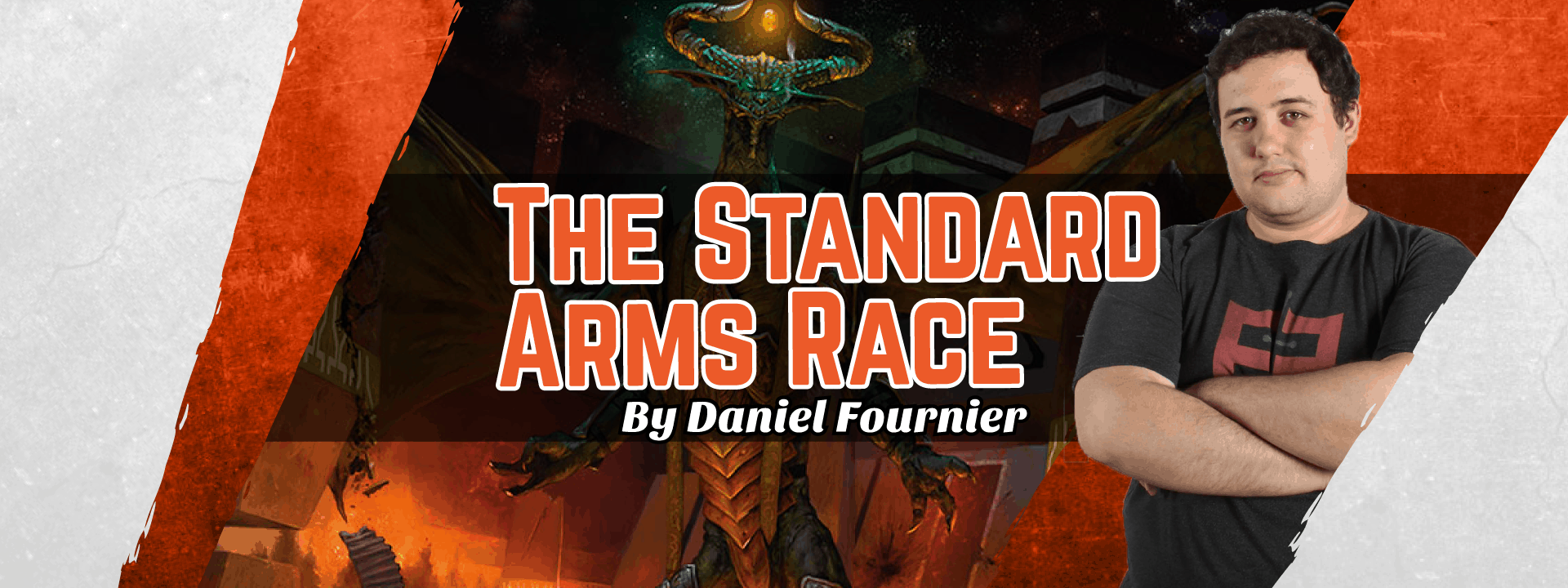 The Standard arms race