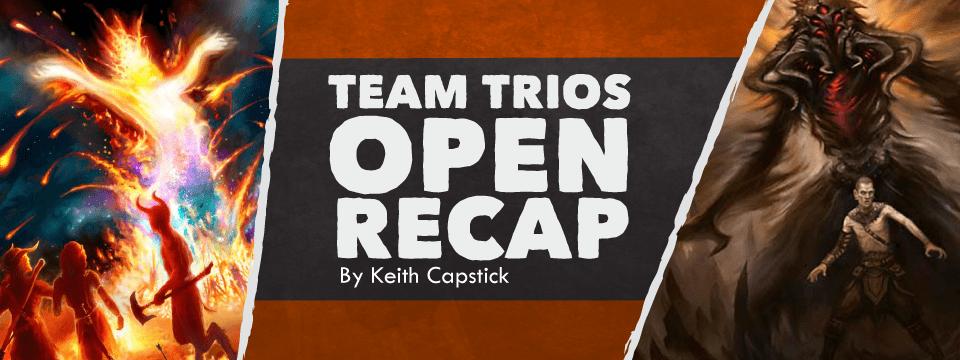 Open Recap: Team Trios in Toronto