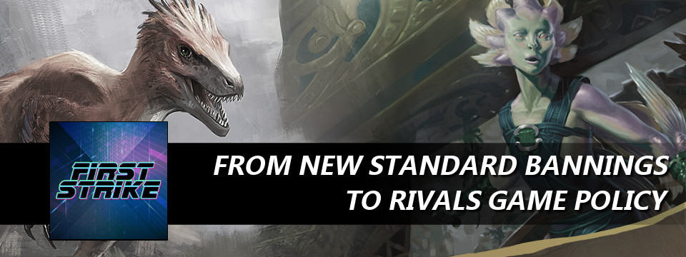 From New Standard Bannings to Rivals Game Policy