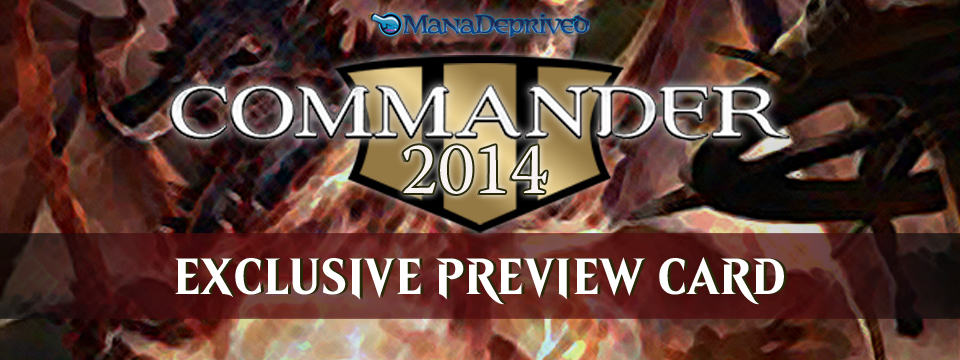 Exclusive Commander 2014 Preview – Demon of Wailing Agonies