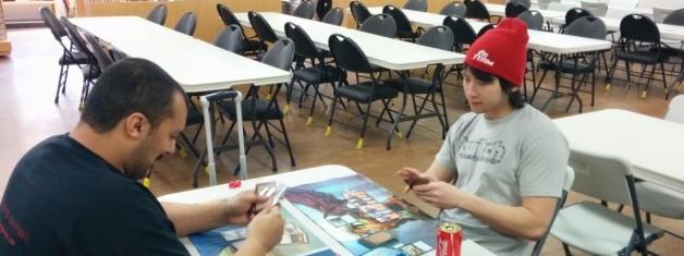 Pairings, Round #2 – Kenji Egashira