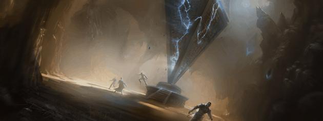 Men from Modo #12 – Magic Origins Review: Blue