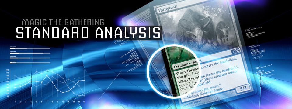 Magic the Gathering Standard Analysis: Zombie Apocalypse!
