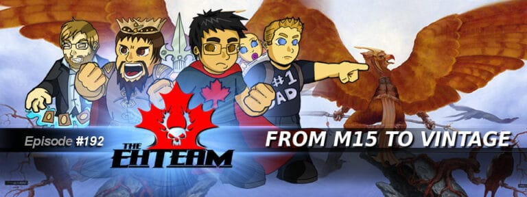 The Eh Team #192 – From M15 to Vintage