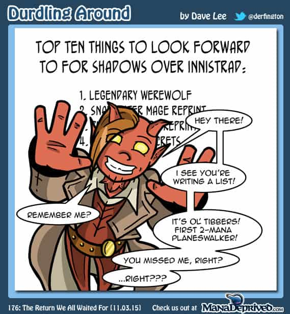 Durdling Around 176 – The Return We All Waited For