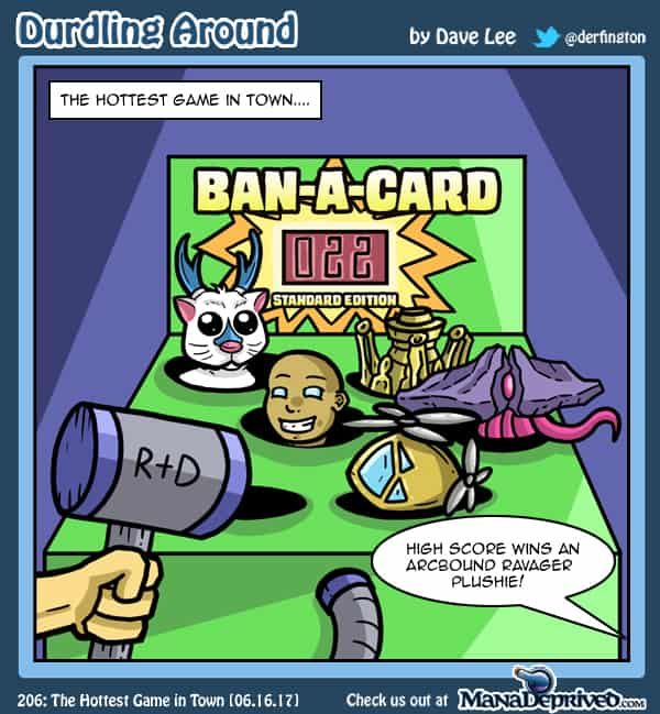 Durdling Around 206 – The Hottest Game In Town