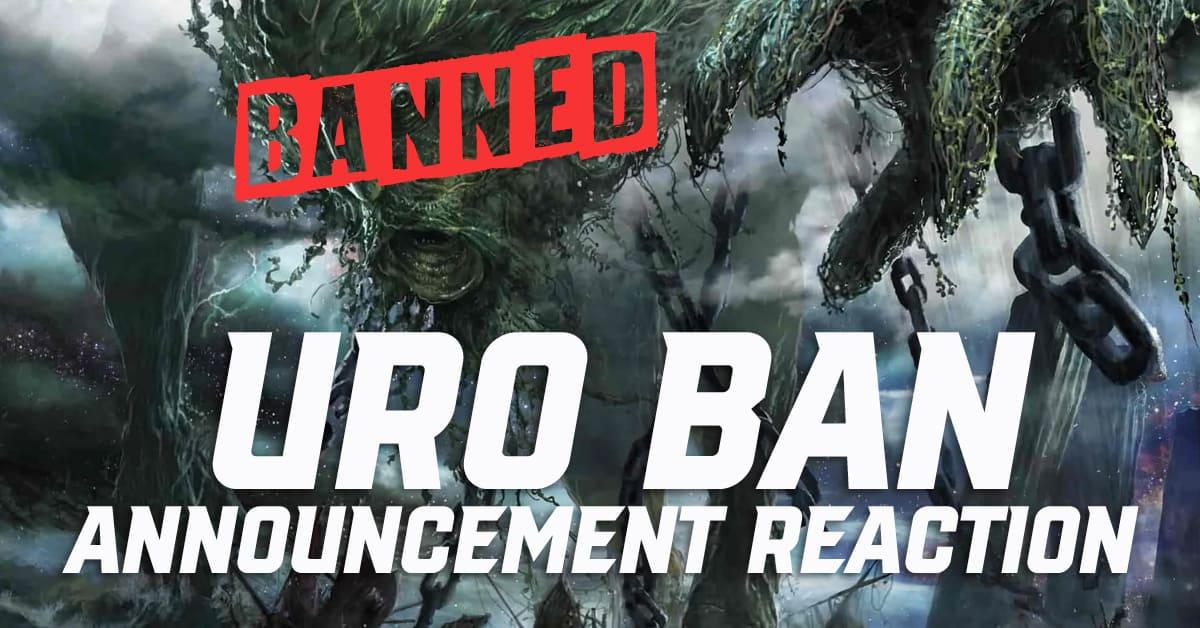 Uro Ban Announcement Reaction