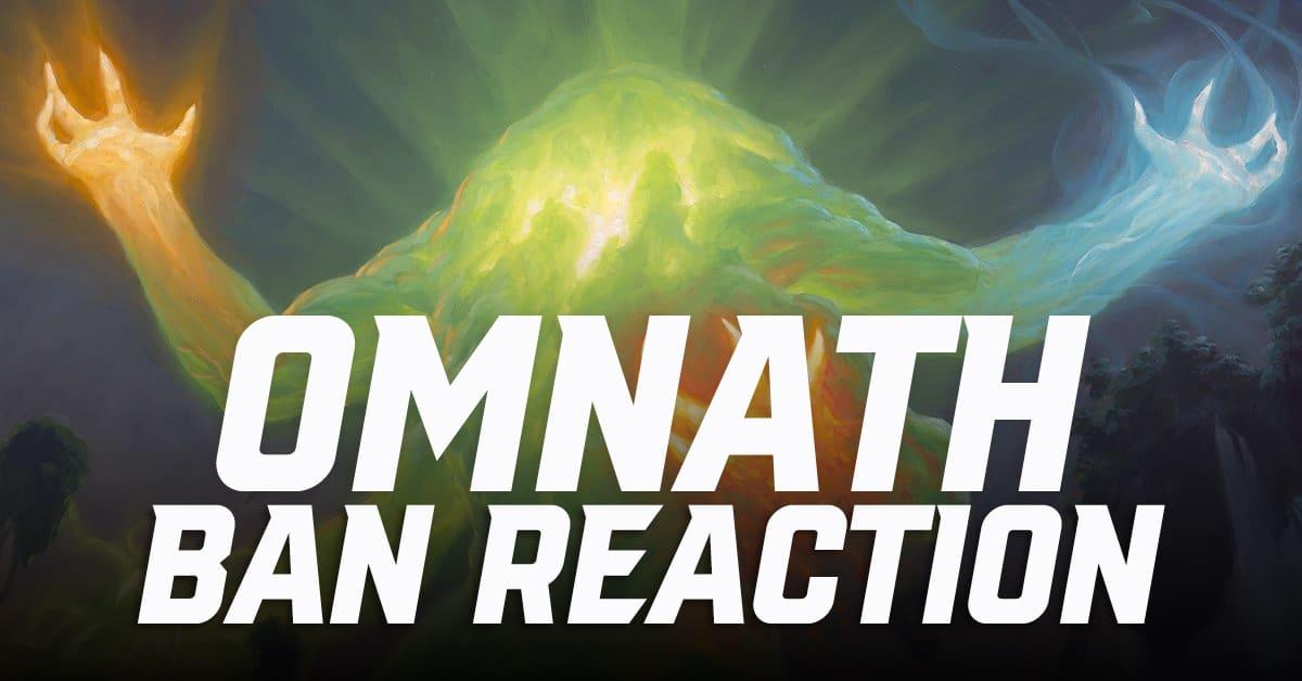 Omnath Ban Reaction