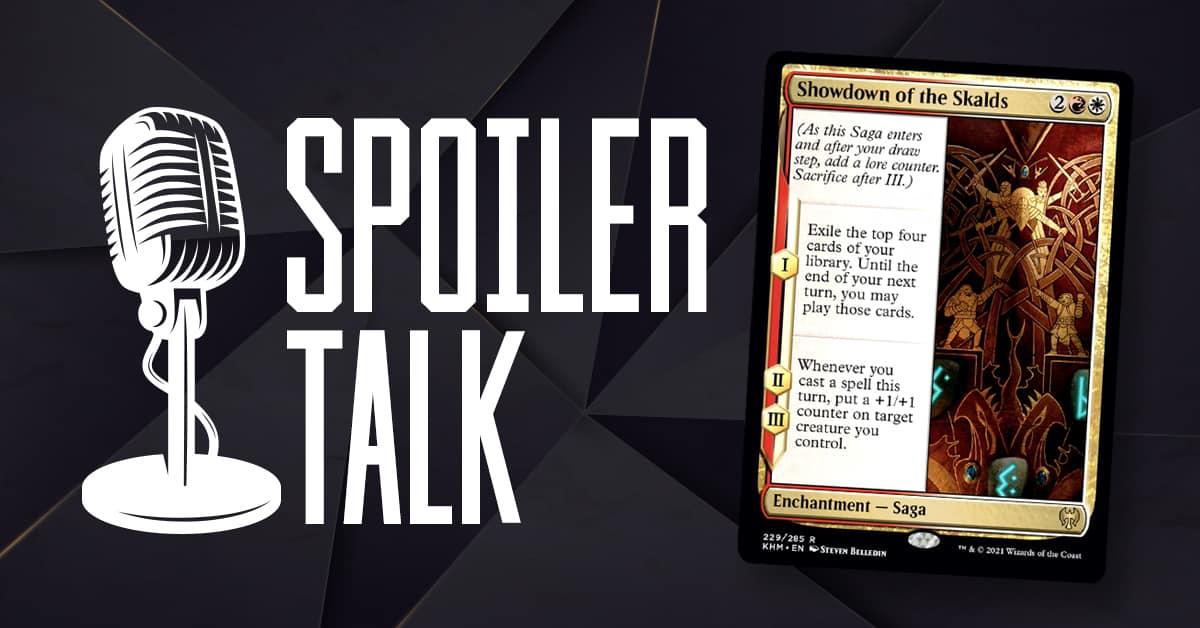 Spoiler Talk – Showdown of the Skalds