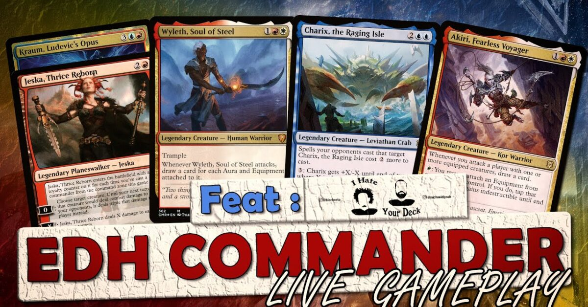 Wednesday Night Live 25 With @I Hate Your Deck